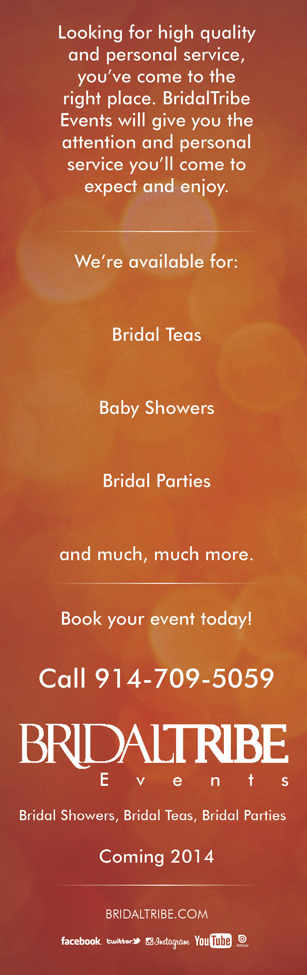 Bridal Tribe Events